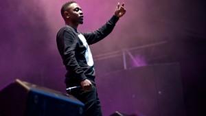 Kendrick Lamar, Øyafestivalen 08.08.2013