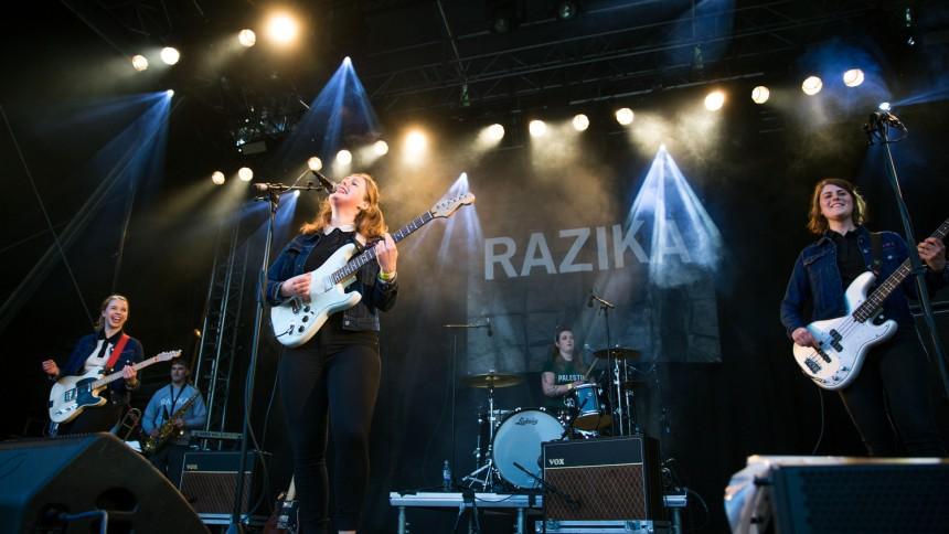 Razika: Bastionen, Bergenfest