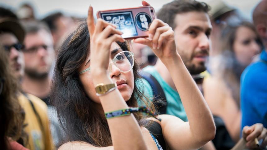 Apple innvilges nytt patent for å stoppe ulovlige opptak under konserter