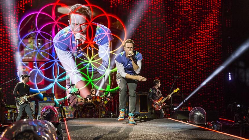 Coldplay med hyllest i ny video