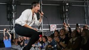 Savages, Øyafestivalen, 13.08.2016