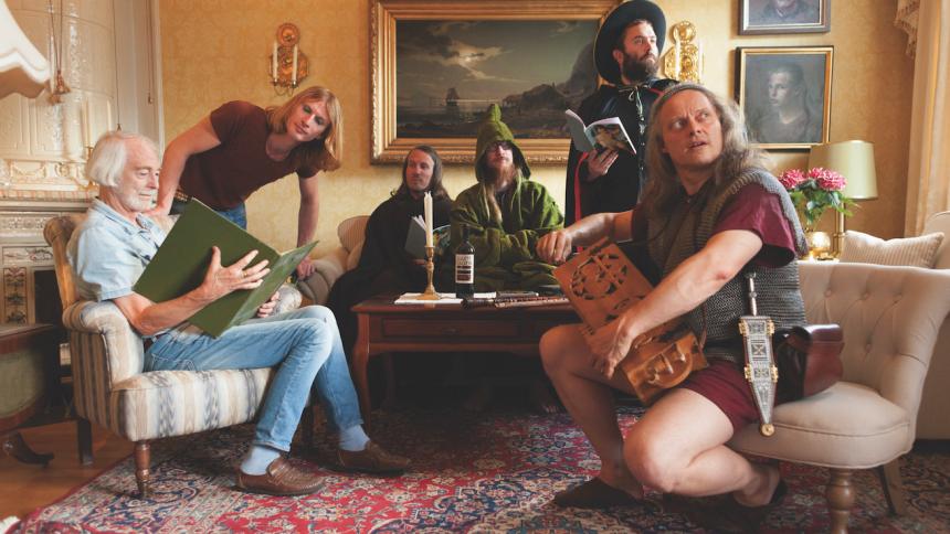 Eksklusivt: Lytt til Tusmørkes nye album - en uke før lansering