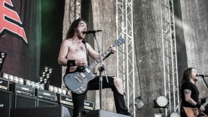 Airbourne, Tons Of Rock, 24.06.2017