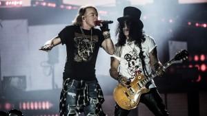 Guns N' Roses, Telia Parken, 27.06.2017