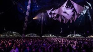 Erasure, Roskilde Festival, 29.06.2017