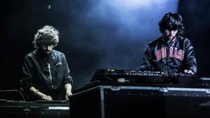 Justice, Roskilde Festival, 28.06.2017