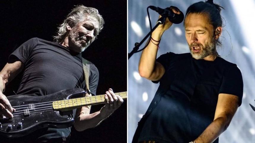 Beskylder Radiohead for å støtte den israelske regjeringen