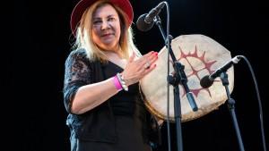 Mari Boine, Månefestivalen, 21.07.2017