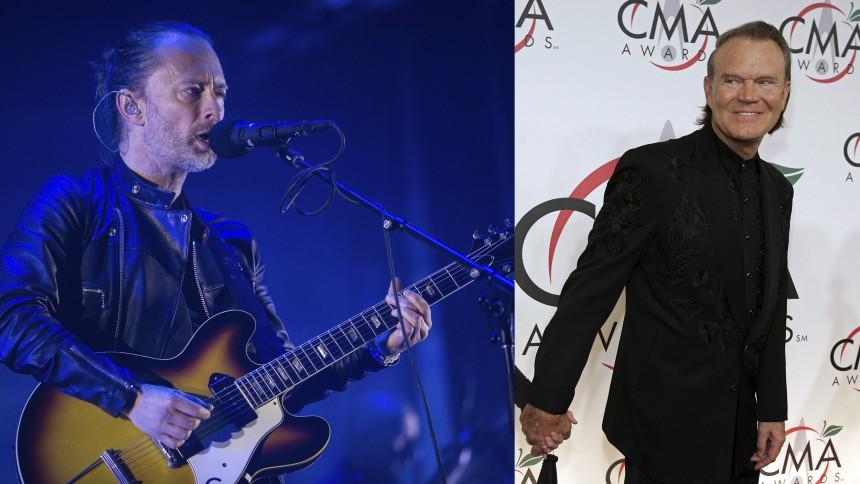 Hør Radiohead tolke den avdøde country-legendens store hit