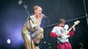 Pom Poko, Øyafestivalen 12.08.2017