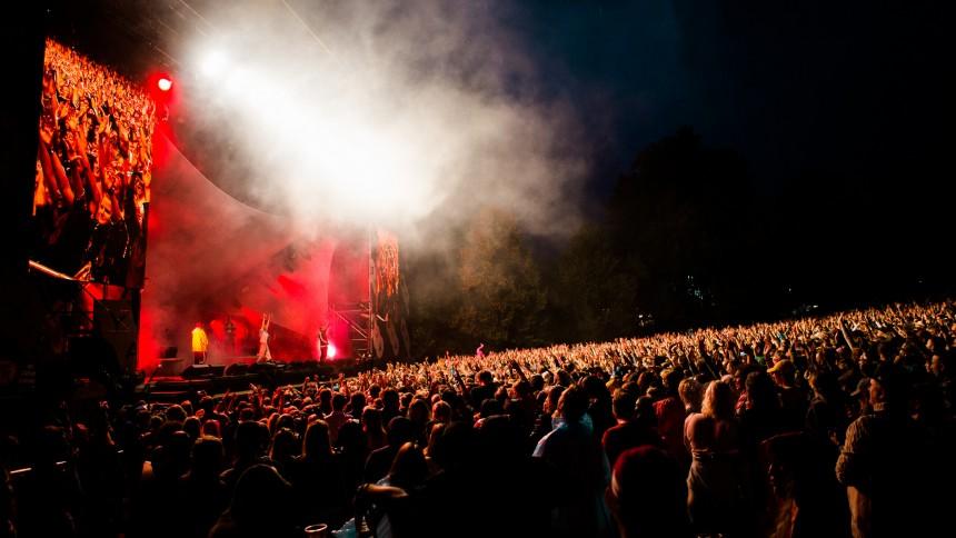 15 mennesker skadet av lynnedslag på musikkfestival