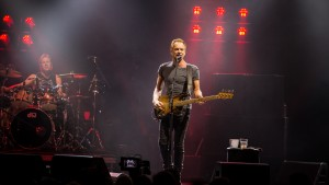 Sting, Oslo Spektrum, 25.09.2017