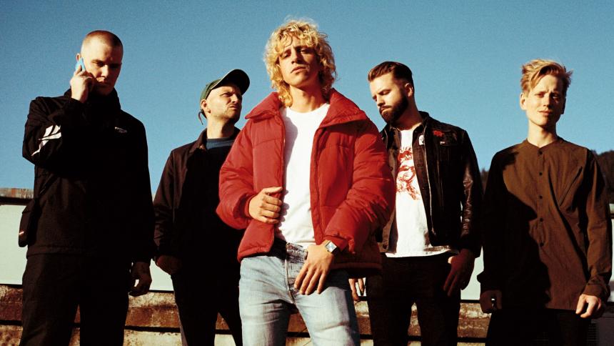 Hjerteslag skal varme opp for The Killers i Telenor Arena