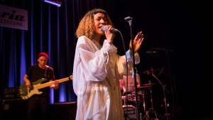 Charlotte Dos Santos, Victoria Nasjonal Jazzscene, 20.01.2018