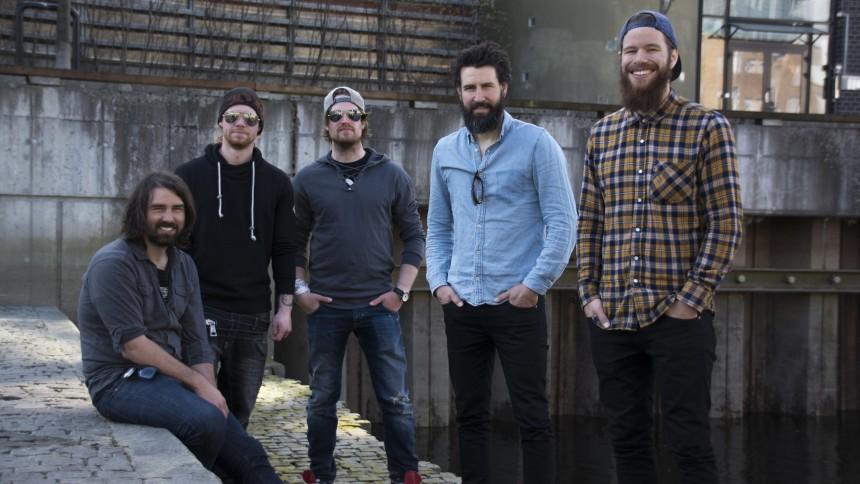 Overraskende melding startet et nytt kapittel for det norske bandet