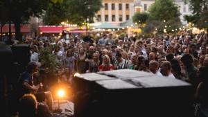 GAFFA-vogna, Musikkfest Oslo, 02.06.2018