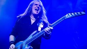 Megadeth, Oslo Spektrum, 05.06.2018