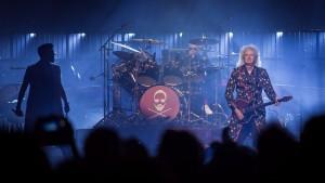 Queen + Adam Lambert, Telenor Arena, 17.06.2018