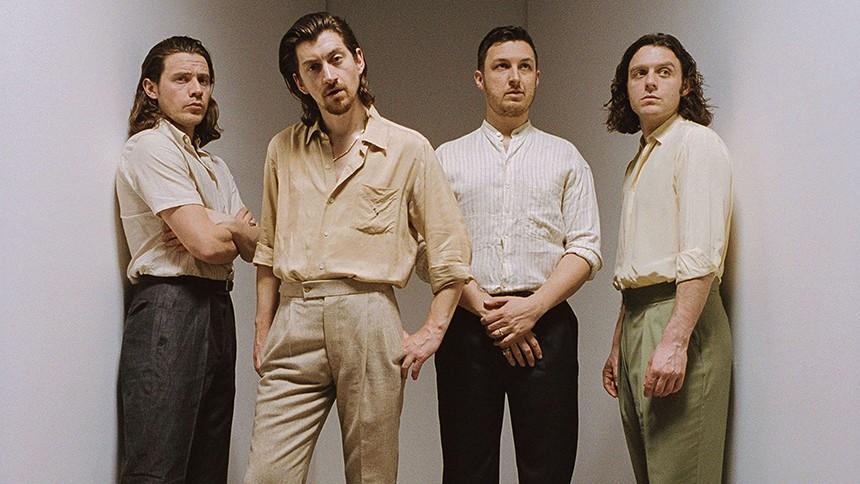 GAFFA rangerer Øya-aktuelle Arctic Monkeys' studioalbum