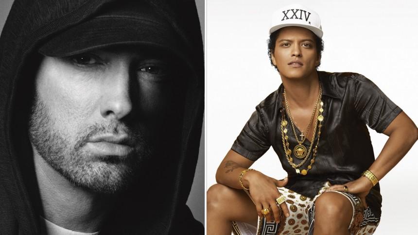 Derfor boikotter GAFFA storkonsertene til Eminem og Bruno Mars den kommende uka