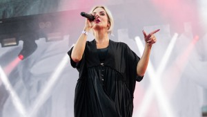 Ina Wroldsen, Palmesus, 07.07.2018