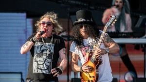 Guns N' Roses, Valle Hovin, 19.07.2018