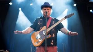 Knut Reiersrud Band, Månefestivalen, 27.07.2018